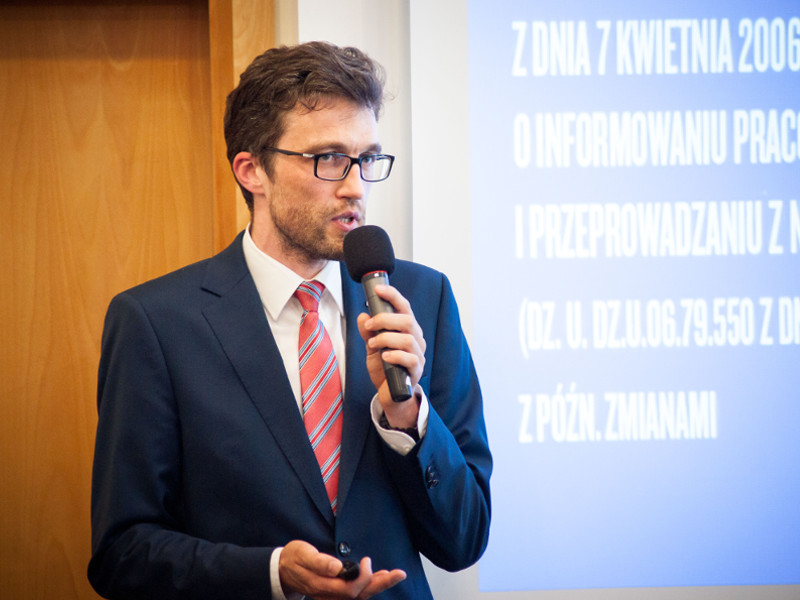 rafał górski ekspert CWRP