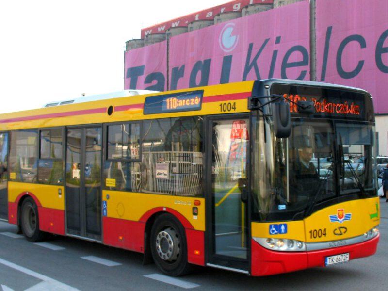 autobus miejski Kielce